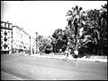 Street scene in France, post-WWII (5139905857).jpg