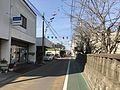 Street view in front of Kitano Temman Shrine 20170203.jpg