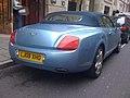 Streetcarl Bentley continental GTC (6437323101).jpg