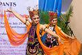 Students of Sebelas Maret University dancing the Jejer Dance, 2015-07-29 03.jpg