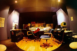 York Street Studio - Studio 1 Control Room