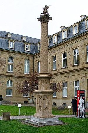 Brackenheim - Jupiter statue
