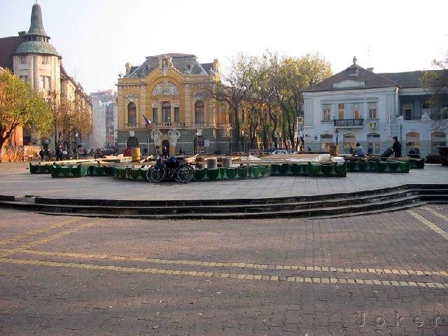 Subotica, fontana