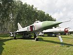 Sukhoi T-58L at Central Air Force Museum Monino pic1.JPG