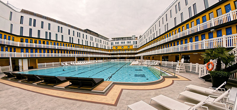 Grands tablissements baln aires d 39 auteuil wikivisually for Molitor pool paris