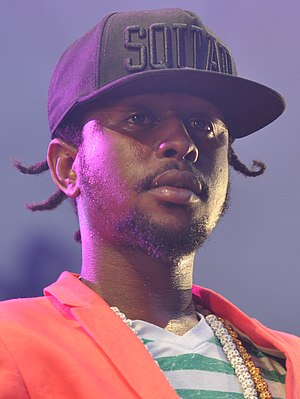 Popcaan - Popcaan at Summerjam Festival 2013