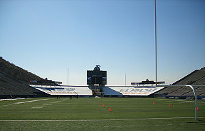 Sun Bowl (stadium) - Image: Sun Bowl 1