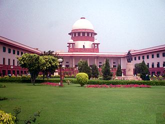 Ouster clause - The Supreme Court of India held in a 1980 case that judicial review is part of the basic structure of the Constitution