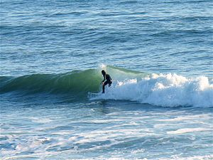 Freshwater West - Surfing at Freshwater West