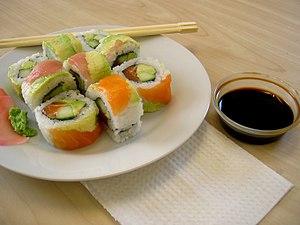 sushi kookboek