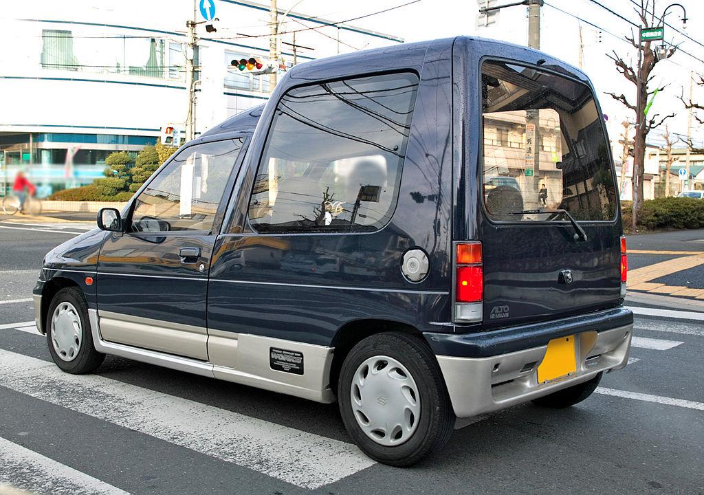 Suzuki Jimny Low Range