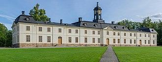 Svartsjö Palace - Svartsjö palace in September 2012.