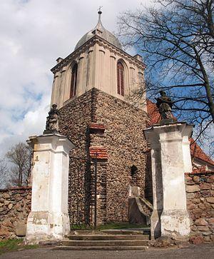 Świdnica, Lubusz Voivodeship - The Catholic church in Świdnica