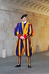 Modern Swiss Guard