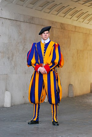 Swiss Guard- LobozPics