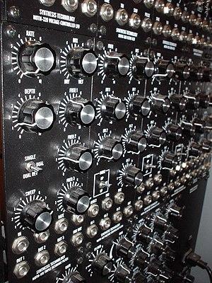 MOTM - MOTM modules