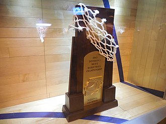 Syracuse Orange men's basketball - 2003 NCAA Men's Basketball National Championship Trophy