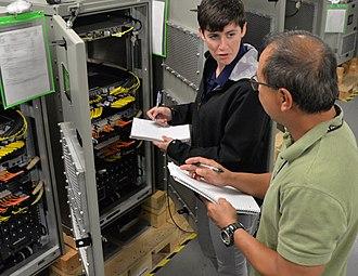 System administrator - Image: System Administrators Burnside Franswells Acceptance Testing