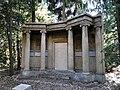 Szczecin Cmentarz Centralny nagrobek rodziny Hentschel.jpg