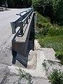 Szent László-patak feletti híd, lépcső, Kanizsai út, 2017 Bicske.jpg