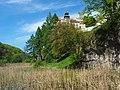 Szlak Orlich Gniazd 0127 - zamek w Pieskowej Skale.jpg