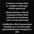 Szlovén-eszperantó-magyar emléktábla (Lendava, Slovenia).JPG
