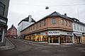 Tønsberg Møllegaten - Storgaten 43 nedenfra.jpg