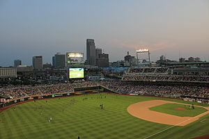 2014 NCAA Division I Baseball Tournament - TD Ameritrade Park, Home of the 2014 Men's College World Series