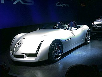 Toyota concept vehicles (2000–2009) - Image: TOYOTA FXS 002