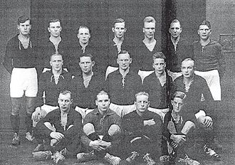 Finnish Workers' Sports Federation football team - Finnish Workers' Sports Federation football team at the 1928 Moscow Spartakiad
