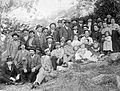 Tableau, hillside, excursion Fortepan 8806.jpg