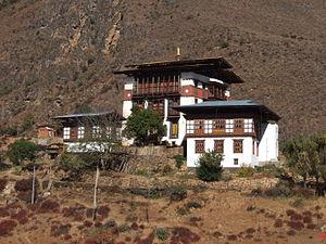 Thang Tong Gyalpo - Tachog Lhakhang established by Thangtong Gyalpo