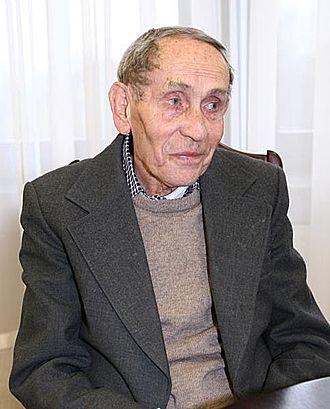 Tadeusz Konwicki - Tadeusz Konwicki in 2008