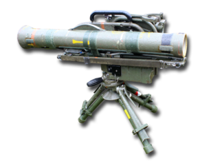 MILAN Anti-tank missile