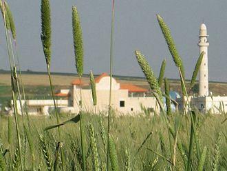 Taibe, Galilee - Taibe village view