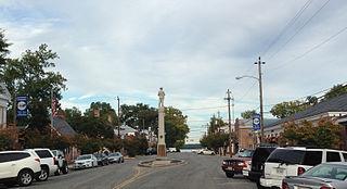 Tappahannock, Virginia Town in Virginia, United States