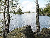 Taxås naturreservat, Möcklen - panoramio.jpg