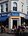 Tazza Coffee nicely lit up, SUTTON, Surrey, Greater London 06.jpg