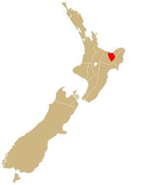 Te Whakatōhea - Image: Te Whakatohea