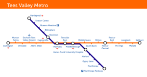 Tees Valley Metro Route.png
