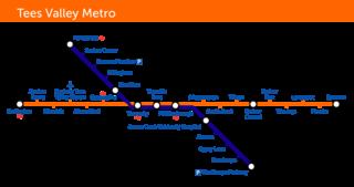 Tees Valley Metro