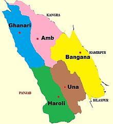 Una district - Wikipedia