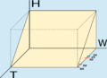 Television bandwidth 1080i60 diagram-cube 3-axis H-W-T (height-width-frequency).png