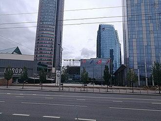 Shared services center - TeliaSonera Shared Service Center in Vilnius, Lithuania