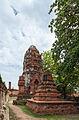 Templo Mahathat, Ayutthaya, Tailandia, 2013-08-23, DD 02.jpg