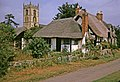 Ten-Penny Cottage,Welford on Avon, Warwickshire taken 1964 - geograph.org.uk - 788352.jpg