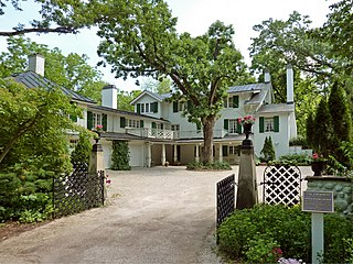 Ten Chimneys United States historic place