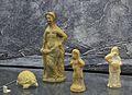 Terracotes gregues, Empúries, s. V - VI aC. Museu de Prehistòria de València.JPG
