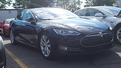 Tesla Model S 07-19-2019