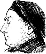 Sketch of Théodore de Banville